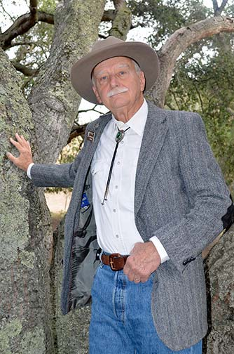 Spence Myers, Cowboy Poet & Singer