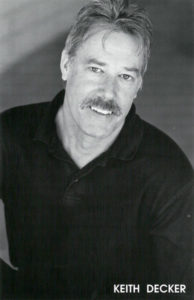 Keith Decker
